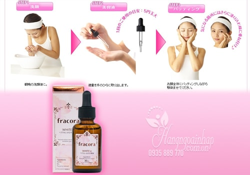 Fracora White Serum