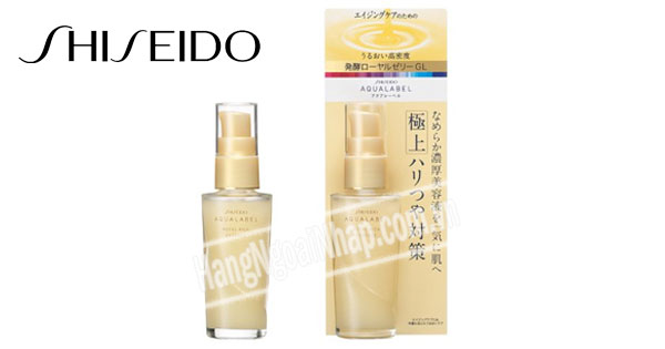 Shiseido aqualabel royal rich