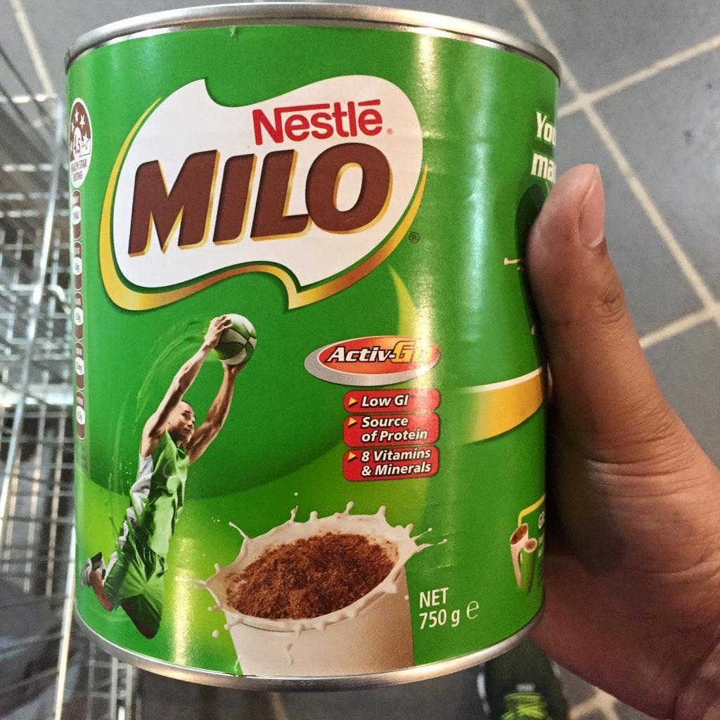 Sữa milo có tốt không ?
