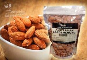Hat-Hanh-Nhan-cua-uc- Australian-Large-Almond-500G