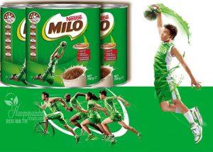 Sữa milo có tác dụng gì - có tốt cho sức khỏe không