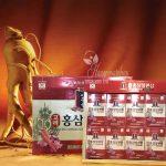 Hồng sâm lát tẩm mật ong Korean Red Ginseng Sliced Review