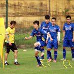 Quang Hải, Tiến Dũng vắng mặt trong buổi tập đầu tiên của ĐT U23 Việt Nam