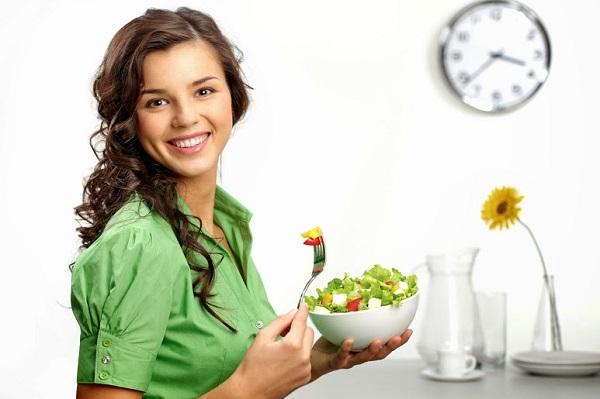 Thiết kế chế độ ăn uống khoa học