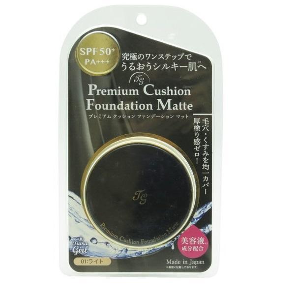 Premium Cushion Foundation Matte
