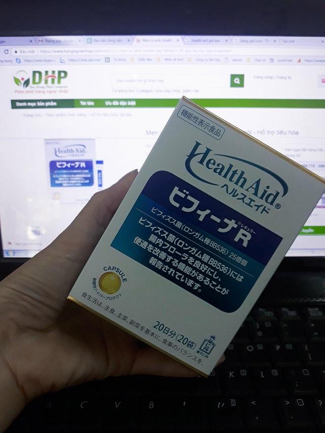 Health aid giá bao nhiêu tiền