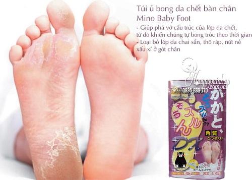 Cách tẩy da chết cho chân đơn giản dễ thực hiện-2