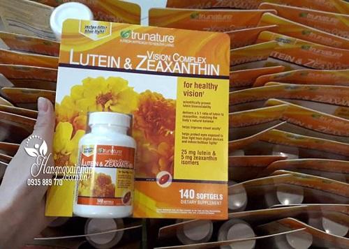 Tác dụng của lutein và zeaxanthin đối với thị lực-5