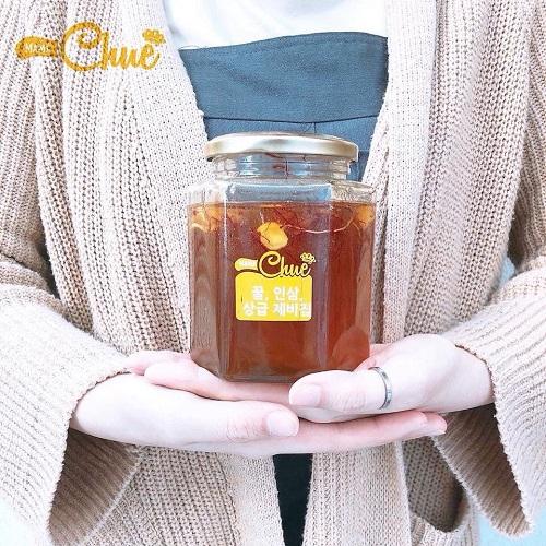 Cách dùng sâm mật ong nghệ tây Saffron Mama Chuê-2