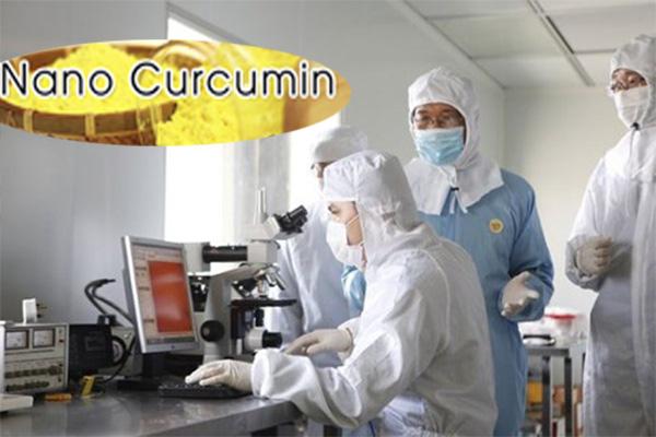Tinh nghệ Nano curcumin gold hàn quốc