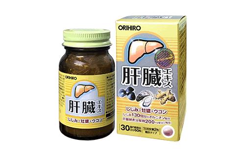 Viên uống bổ gan Orihiro giá bao nhiêu-2