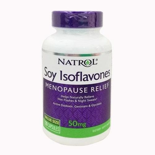 công dụng của tinh chất mầm đậu nành Natrol Soy Isoflavones-2
