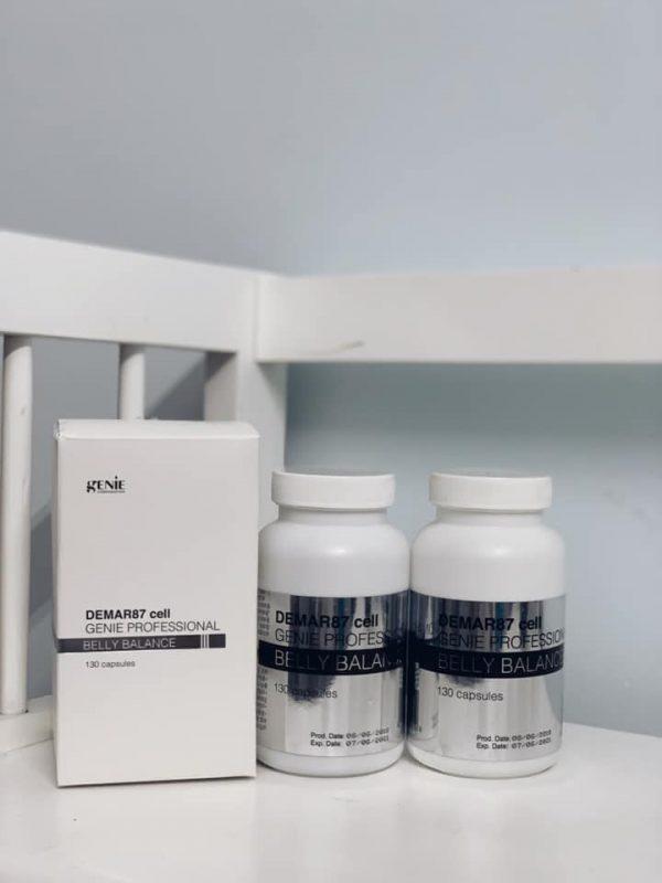 Viên uống tan mỡ bụng Demar 87 Cell Genie Professional Belly Balance