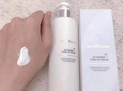 Cách sử dụng sữa tắm trắng Medifferent-1