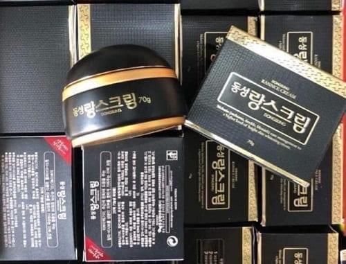 Cách sử dụng kem trị nám Dongsung Rannce Cream-3