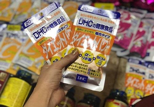 Công dụng và tác hại của thuốc giảm cân DHC Diet Power Topawa-2