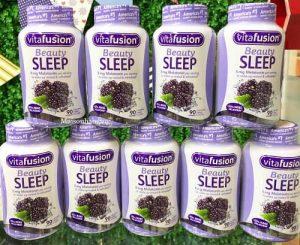 Kẹo ngủ Melatonin 5mg Beauty Sleep có tác dụng gì-1