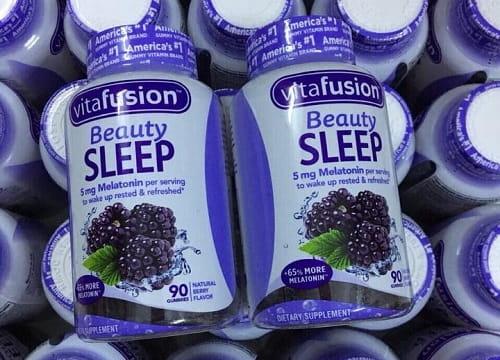 Kẹo ngủ Melatonin 5mg Beauty Sleep có tác dụng gì-2