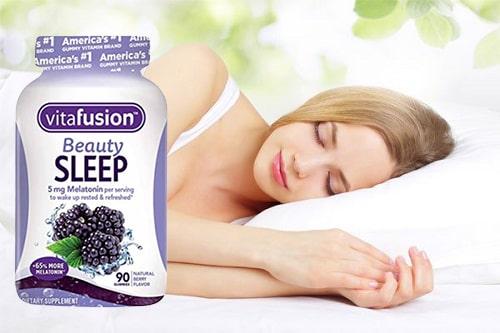 Kẹo ngủ Melatonin 5mg Beauty Sleep có tác dụng gì-3