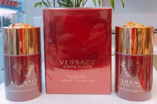 Lăn khử mùi nước hoa Versace Eros Flame có thơm không-2