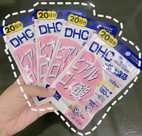 Viên uống cấp nước DHC Hyaluronic Acid giá bao nhiêu-1