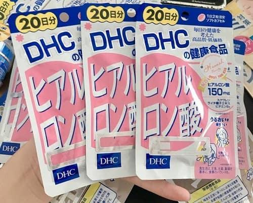 Viên uống cấp nước DHC Hyaluronic Acid giá bao nhiêu-2