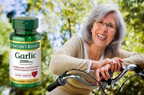 Tinh dầu tỏi Garlic 2000mg giá bao nhiêu-3