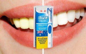 Bàn chải điện Oral B Vitality có tốt không-1