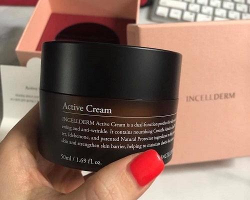 Kem dưỡng Incellderm Active Cream giá bao nhiêu-1