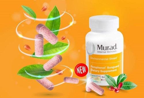 Cách dùng viên uống chống nắng Murad hiệu quả-2
