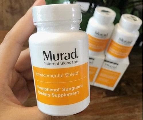 Cách dùng viên uống chống nắng Murad hiệu quả-3