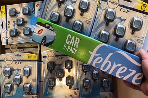 Nước hoa xe hơi Febreze Car có công dụng gì-2
