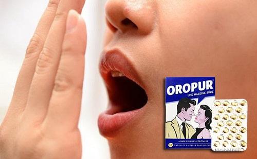 Tác dụng của viên uống Oropur-1