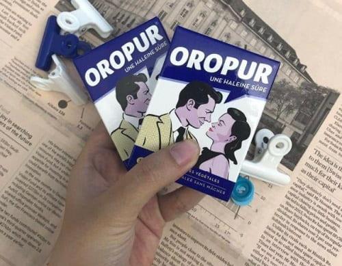 Tác dụng của viên uống Oropur-2