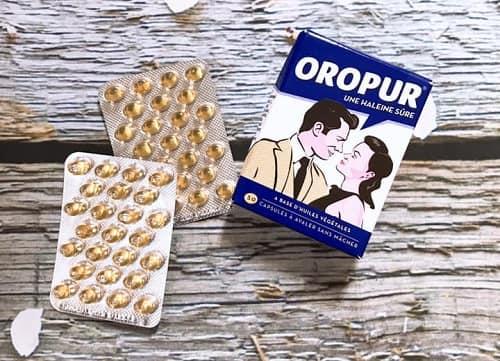 Tác dụng của viên uống Oropur-3