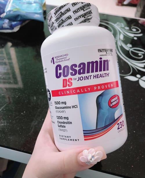Viên uống bổ khớp Cosamin DS giá bao nhiêu-2