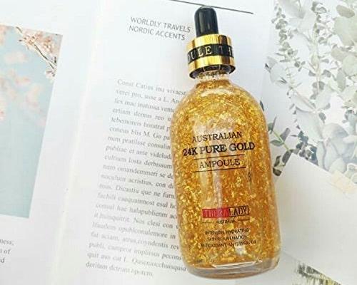 Serum 24K Pure Gold Ampoule 100ml có tốt không-2