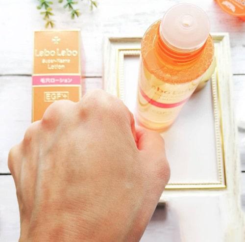 tác dụng của nước hoa hồng Labo Labo-3