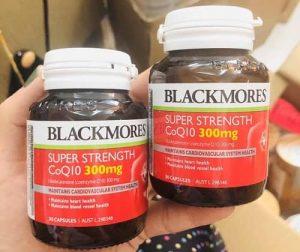 Viên uống Blackmores Super Strength Coq10 300mg có tốt không-1