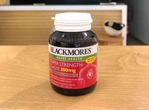 Viên uống Blackmores Super Strength Coq10 300mg có tốt không-3