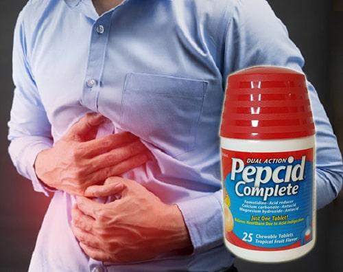 Review viên ngậm giảm đau bao tử ợ nóng Pepcid Complete-5
