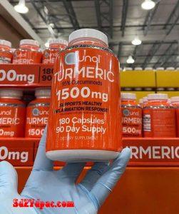 Tinh chất nghệ qunol turmeric 1500 mg review có tốt không?