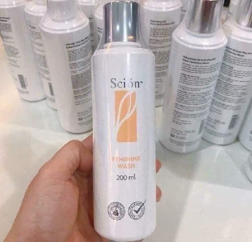 Review dung dịch vệ sinh phụ nữ Scion Feminine Wash-2