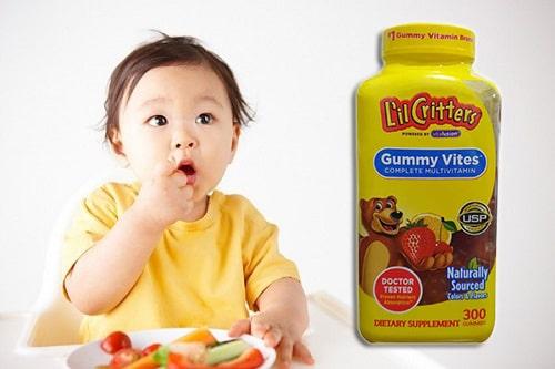 Review kẹo dẻo Gummy Vites 300 viên của Mỹ-5