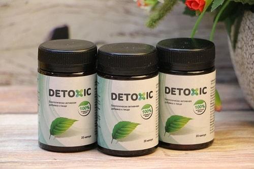 Detoxic là thuốc gì? Sự thật về thuốc Detoxic của Nga-3
