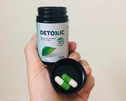 Detoxic là thuốc gì? Sự thật về thuốc Detoxic của Nga-4