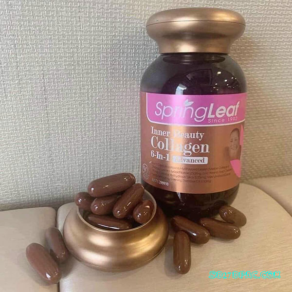 vien-uong-collagen-6-in-1-spring-leaf-inner-beauty-cua-uc6