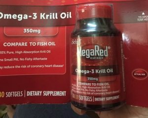 Thuốc Megared Omega-3 Krill Oil có tốt không?-1