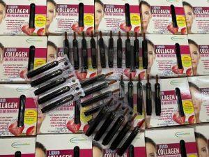 Hướng dẫn sử dụng Liquid Collagen 30 ống-1
