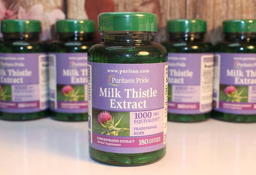 Thuốc Milk Thistle Extract có tác dụng gì?-3